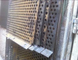 碎煤机筛板
