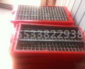 聚氨酯包边不锈钢筛板